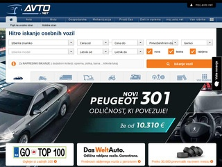Avto.net - Avto oglasi
