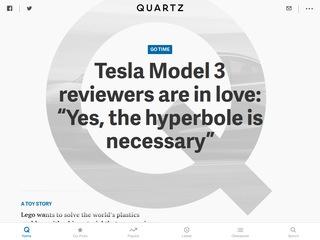 QZ.com - Quartz