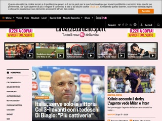 la Gazzetta dello Sport - Gazzetta.it
