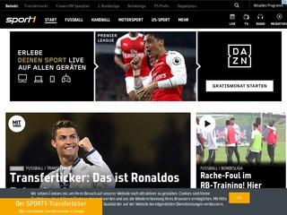 Sport1 - Sportnachrichten und Livestream